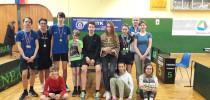 Občinsko in področno prvenstvo v namiznem tenisu 6. do 9. razred (14. 02. 2017)