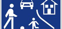 Karta varnih šolskih poti OŠ Franceta Prešerna (17. 02. 2017)