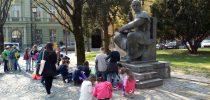 Obisk Umetnostne galerije Maribor (3. C, 4. 4. 2017)