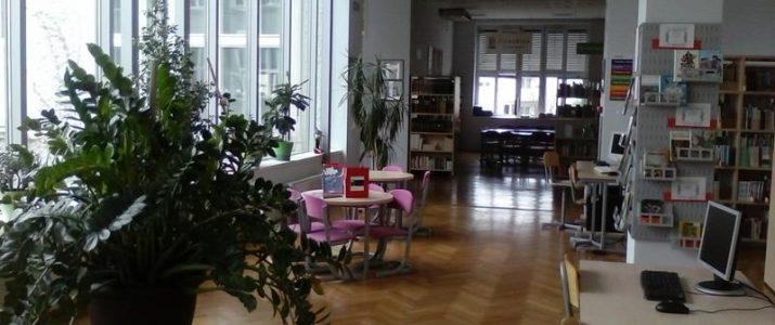 Razstava v šolski knjižnici: Znani Slovenci (april in maj 2017)