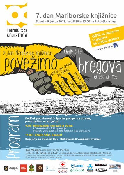 7. dan Mariborske knjižnice (9. 6. 2018)