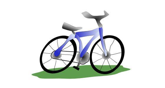Imamo nov kolesarski oz. spretnostni poligon (19. 4. 2019)