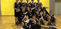 Občinsko skupinsko tekmovanje starejših dečkov v košarki (6. 11. 2019)